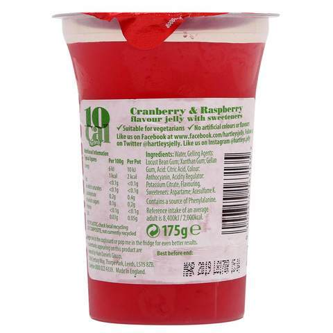Hartley's Cranberry and Raspberry Flavour Jelly ... - 2kShopping.com - Grocery | Health | Technology