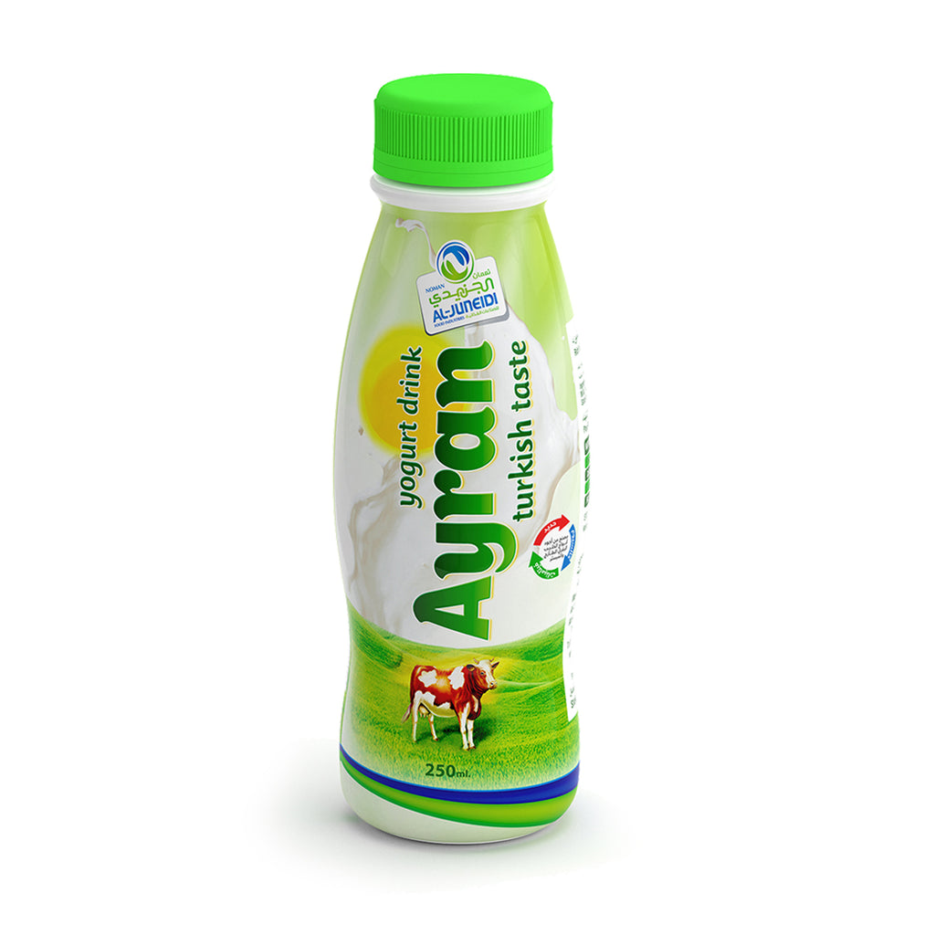 Al Juneidi Ayran Turkish Taste 250ml - 2kShopping.com