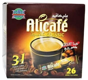 Alicafe Classic 3 In 1 Coffee 20g x Pack of 26 - 2kShopping.com