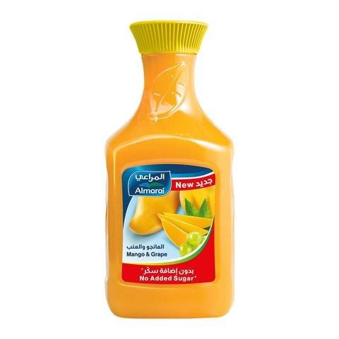 Al Marai Juice No Added Sugar Mango & Grape 1.5L - 2kShopping.com