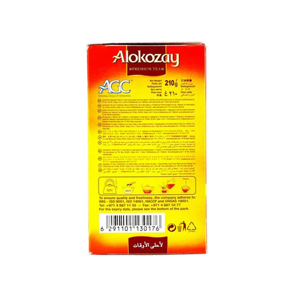 Alokozay Loose Black Tea 210g - 2kShopping.com
