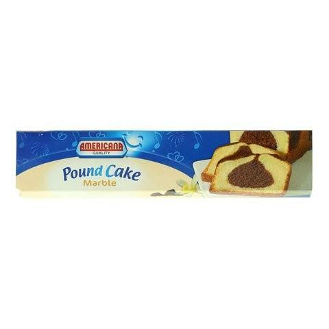 Americana Quality Marble Pound Cake 300g - 2kShopping.com - Grocery | Health | Technology