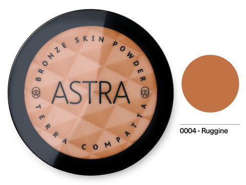 Astra - Bronze Skin Powder 9g 04 - Ruggine - 2kShopping.com