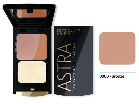 Astra - Compact Foundation 7g 06 - Bronze - 2kShopping.com