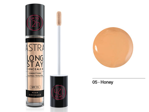 Astra - Long Stay Concealer 4.5ml 05 - Honey - 2kShopping.com