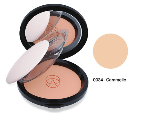 Astra - Natural Skin Powder 3g 34 - Caramello - 2kShopping.com