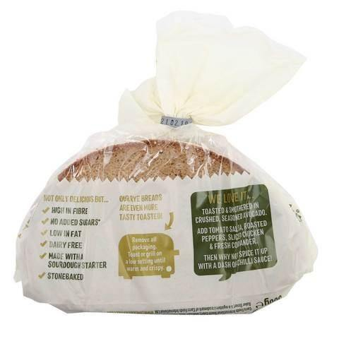 Baker Street Rye & Wheat Bread 500g - 2kShopping.com - Grocery | Health | Technology