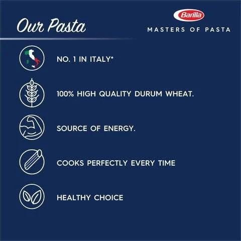 Barilla Penne Rigate N.73 500g - 2kShopping - Grocery | Health | Technology