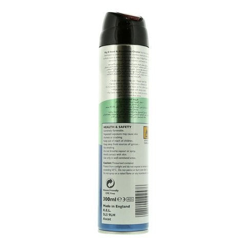 Big D Stainless Steel and Aluminium Cleaner 300ml - 2kShopping.com