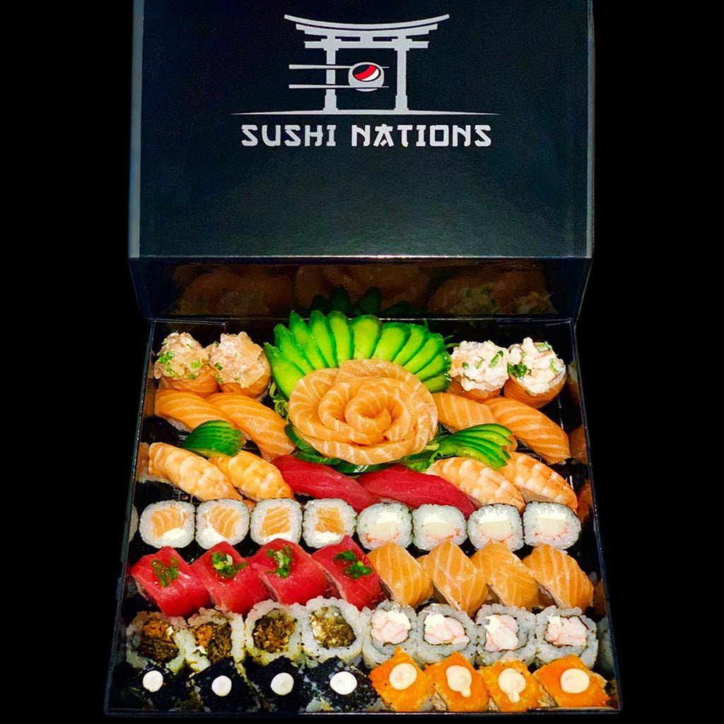 Boa Idéia VIP Box by Sushi Nations - Freshly Prepared, Fast Delivery