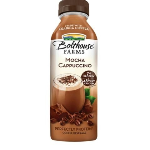 Bolthouse Farms Protein Coffee Beverage Mocha Cappuccino 450ml - 2kShopping.com