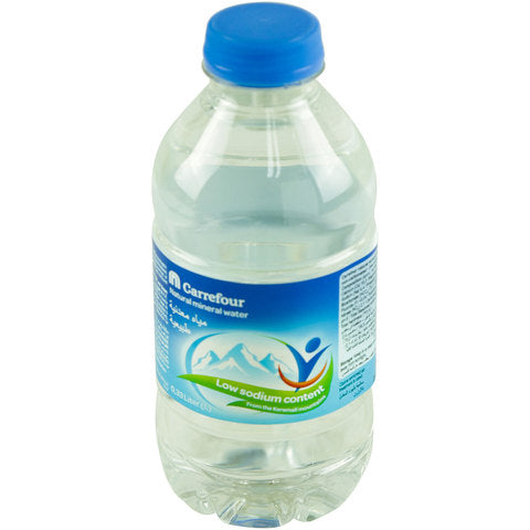 Carrefour Natural Mineral Water 330ml - 2kShopping.com
