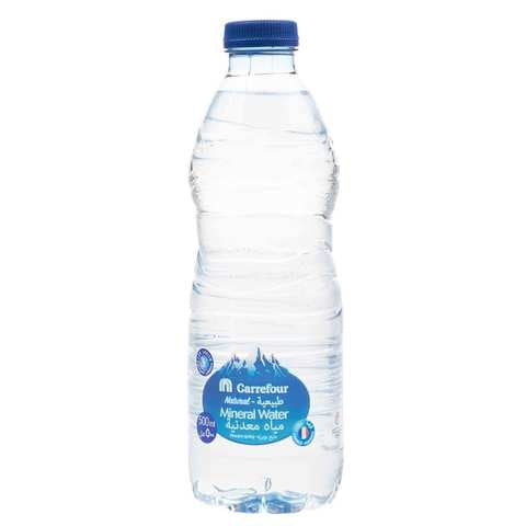 Carrefour Natural Mineral Water 500ml - 2kShopping.com