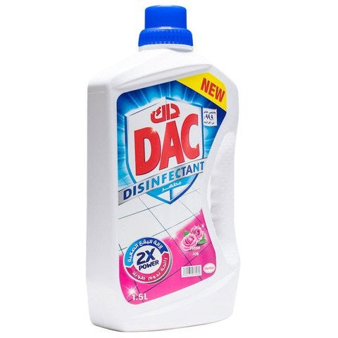 DAC Disinfectant Rose 1.5L - 2kShopping.com