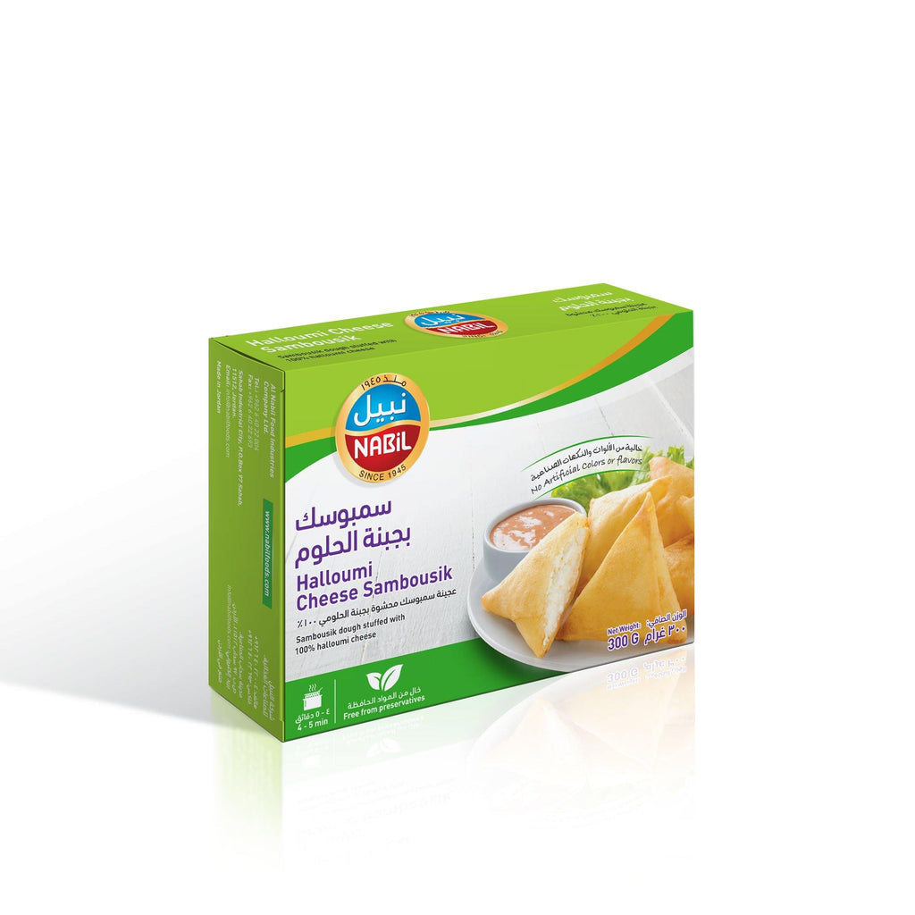 Nabil Cheese Sambousik 300 GM - 2kShopping.com - Grocery | Health | Technology