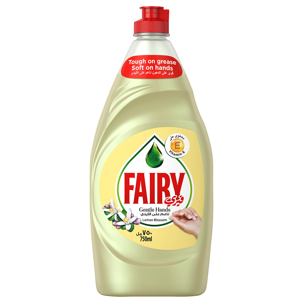 Fairy Gentle Hands Lemon Blossom Dishwash Liquid 750 - 2kShopping.com