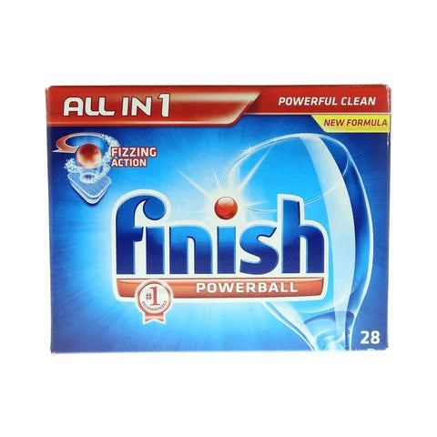 Finish All in 1 Powerball Regular 28 Tablets - 2kShopping.com