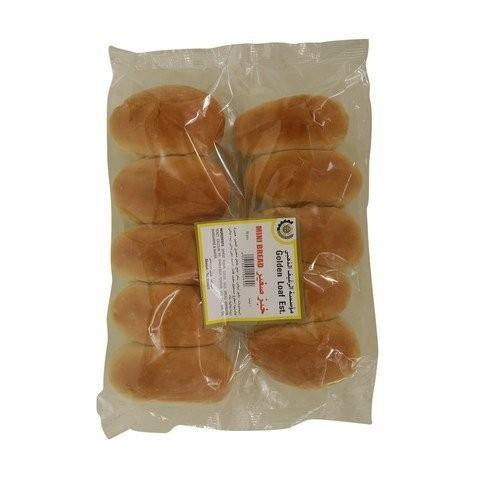 Golden Loaf Mini Bread, Pack of 10 - 2kShopping.com - Grocery | Health | Technology