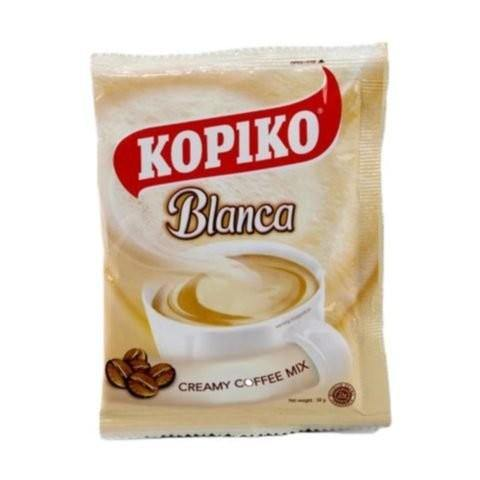 Kopiko Blanca Creamy Coffee Mix 30g - 2kShopping.com - Grocery | Health | Technology