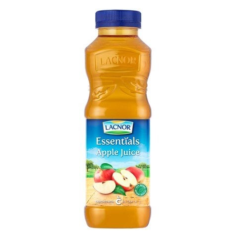 Lacnor Essentials Apple Juice 500ml - 2kShopping.com