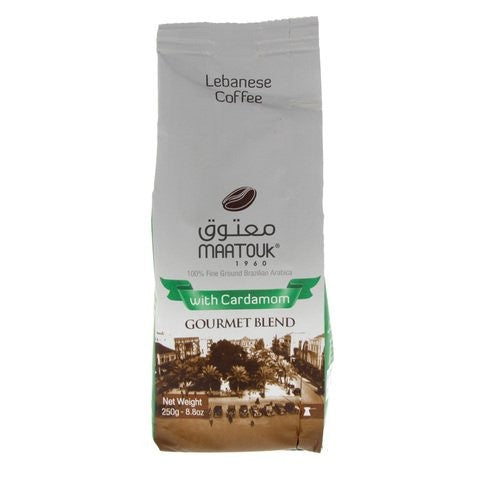 Maatouk Lebanese Coffee with Cardamom 250g - 2kShopping.com