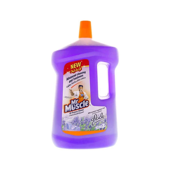 Mr. Muscle All Purpose Cleaner Lavander 3L - 2kShopping.com