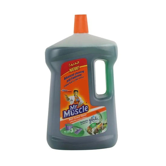 Mr. Muscle Multi- Purpose Pine Flavored Cleaner 3L - 2kShopping.com