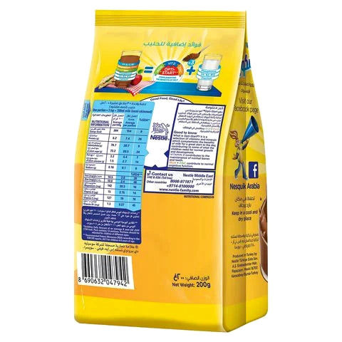 Nestle Nesquik Chocolate Milk Powder 200g - 2kShopping.com