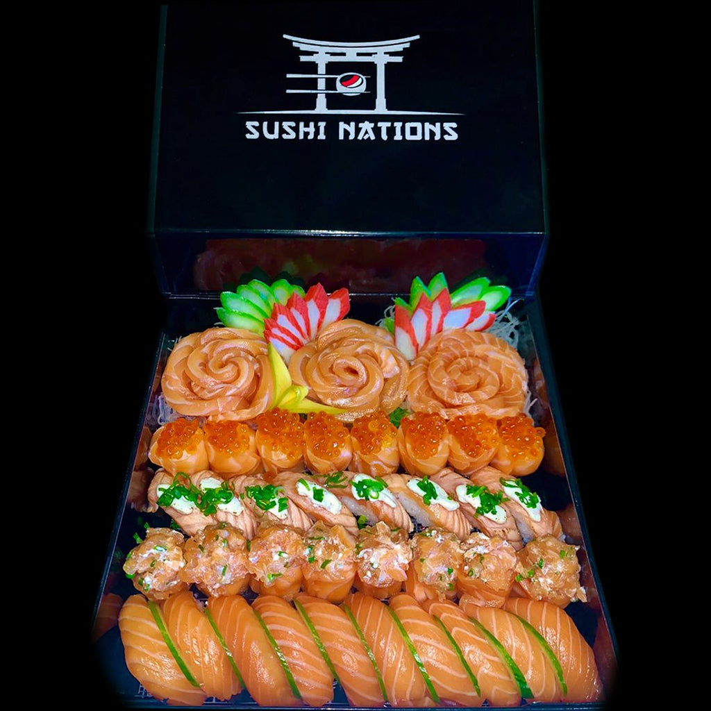 Paulinho VIP Box by Sushi Nations - Freshly Prepared, Fast Delivery