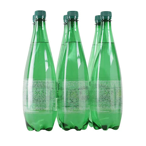 Perrier Natural Mineral Water 1L x Pack of 6 - 2kShopping.com