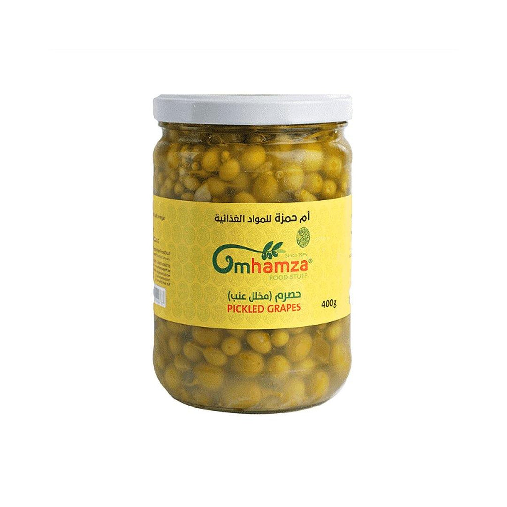 Um Hamza Pickled Grapes 400g - 2kShopping.com - Grocery | Health | Technology