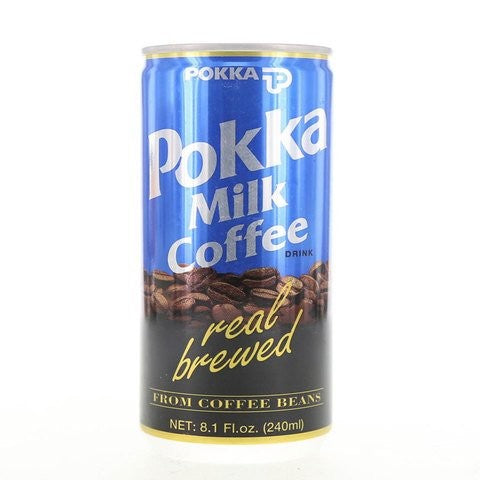 Pokka Milk Coffee Drink 240ml - 2kShopping.com
