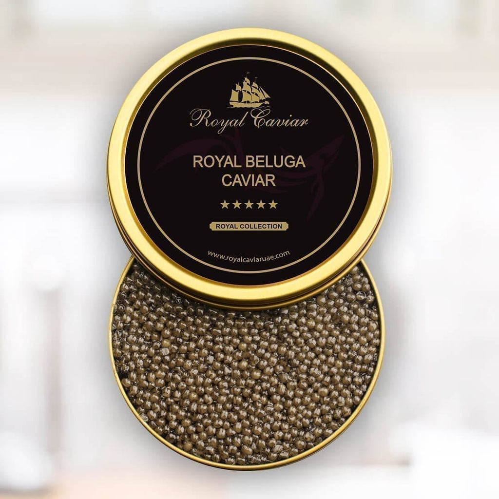 Royal Beluga Caviar  30g - 2kShopping.com