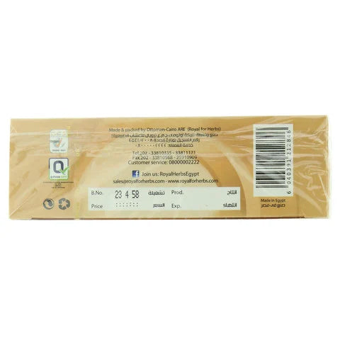Royal Herbs Ginger Herb Tea 20 Tea Bags - 2kShopping.com