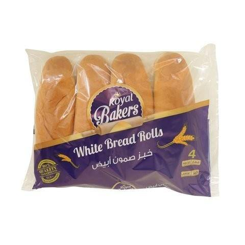 Royal Bakers White Bread Rolls Large 340g - 2kShopping.com - Grocery | Health | Technology