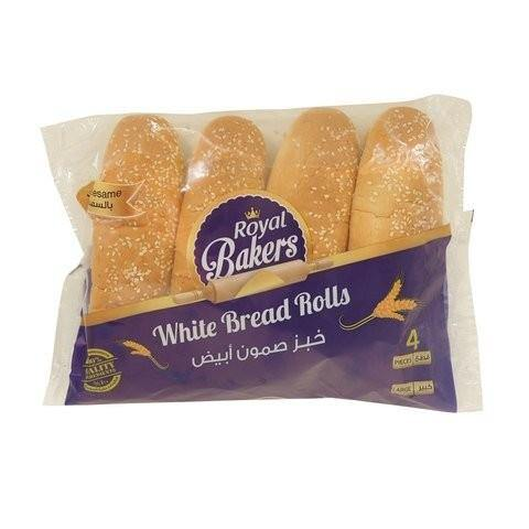 Royal Bakers White Sesame Bread Rolls 340g - 2kShopping.com - Grocery | Health | Technology