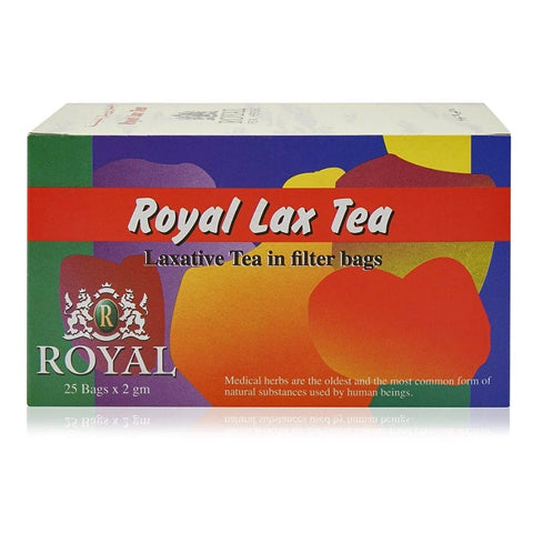 Royal Lax Tea 25 Tea Bags - 2kShopping.com