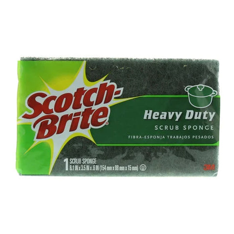 Scotch-Brite Heavy Duty Scrub Sponge - 2kShopping.com