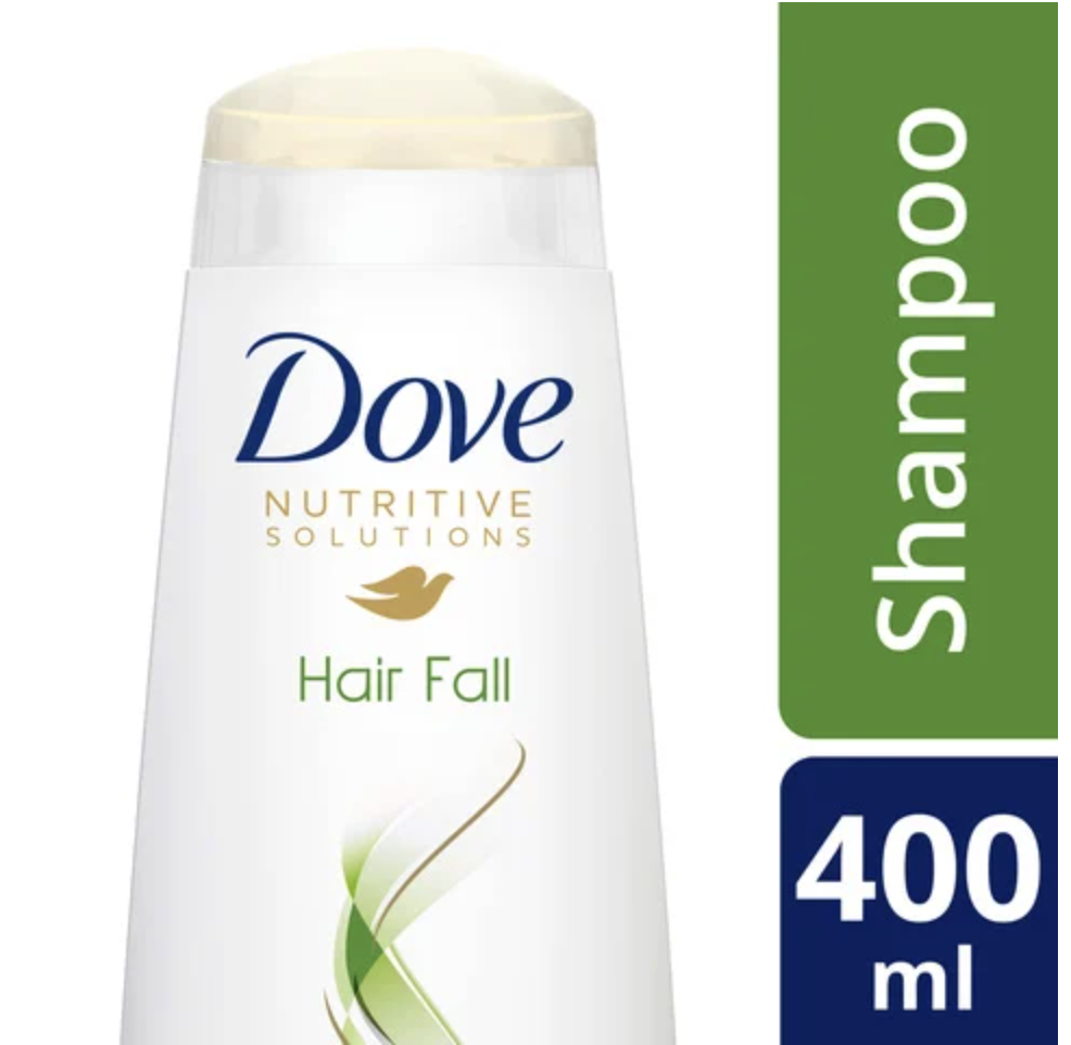 Dove Hair Fall Shampoo 400ml Dove Intensive Repair... - 2kShopping.com - Grocery | Health | Technology