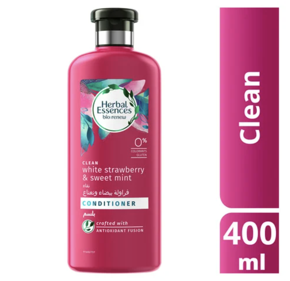 Herbal Essences Bio:Renew Clean White Strawberry &am... - 2kShopping.com - Grocery | Health | Technology