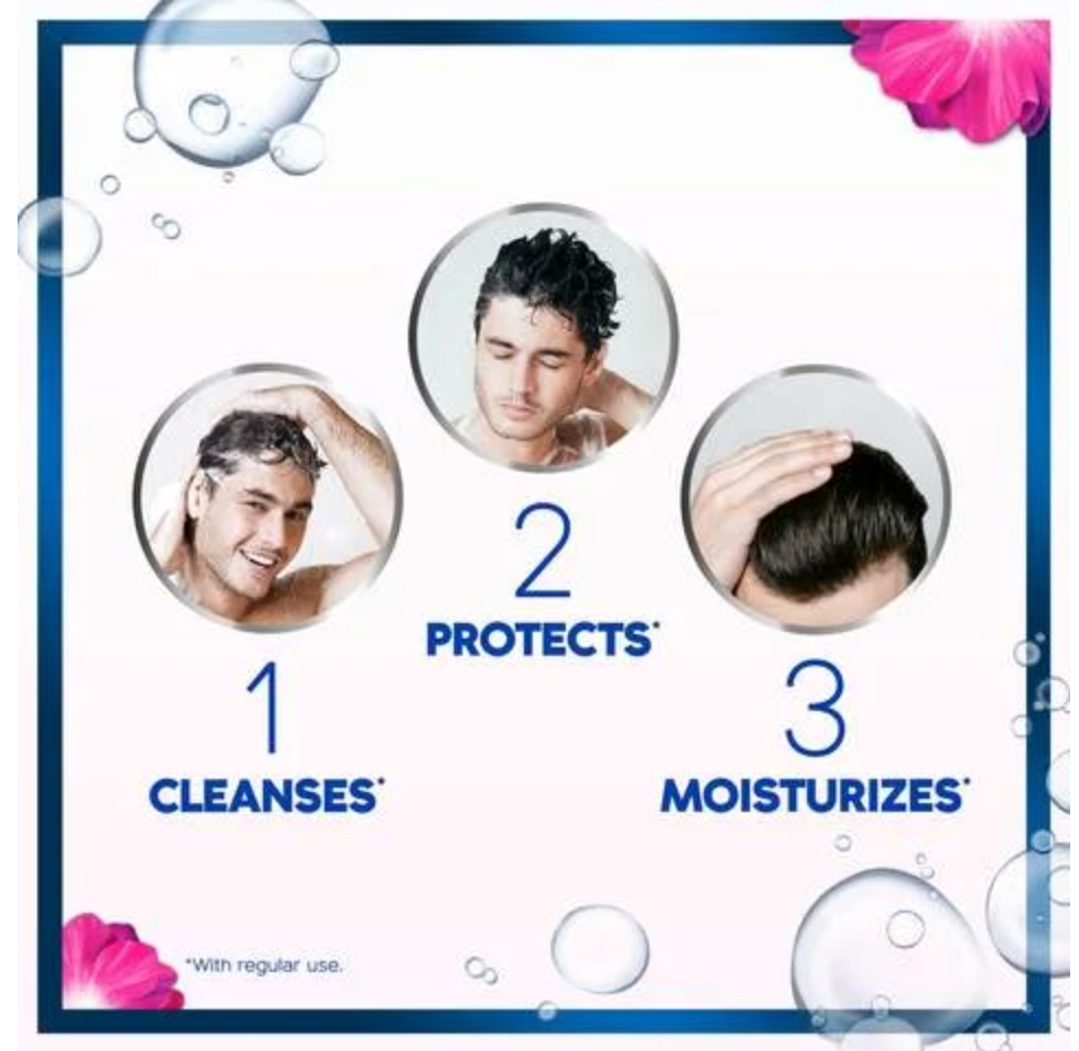 Head & Shoulders Smooth and Silky 2 in 1 Anti-Da... - 2kShopping.com - Grocery | Health | Technology