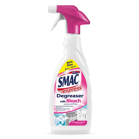 Smac Express Degreaser with Bleach 650ml - 2kShopping.com
