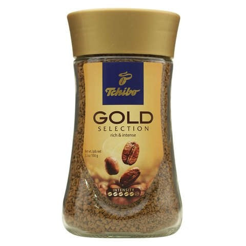 Tchibo Gold Selection Rich and Intence Coffee 100g - 2kShopping.com