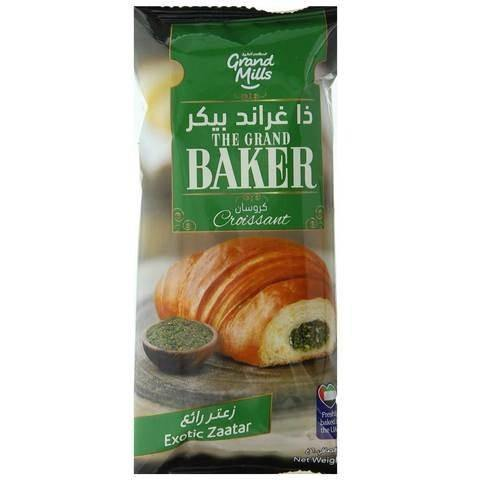 The Grand Baker Exotic Zaatar Croissant 60g - 2kShopping.com - Grocery | Health | Technology