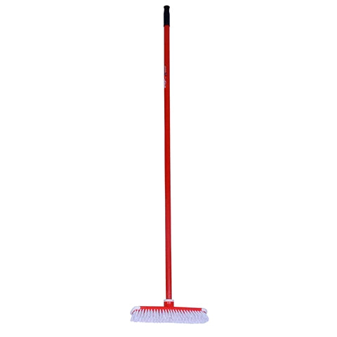 Tonkita Pratico Push Broom with Stick - 2kShopping.com