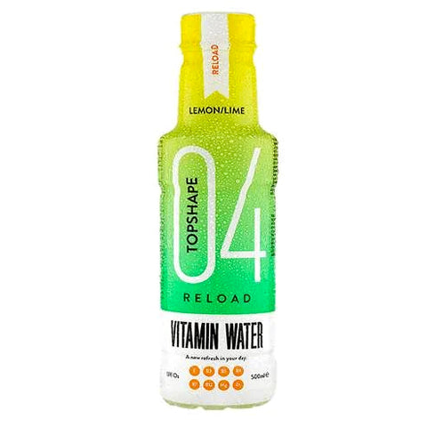 Top Shape 4 Vitamin Water Lemon & Lime 500ml - 2kShopping.com
