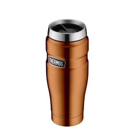 Thermos - Stainless King Travel Mug 470 ml, Copper... - 2kShopping - Grocery | Health | Technology
