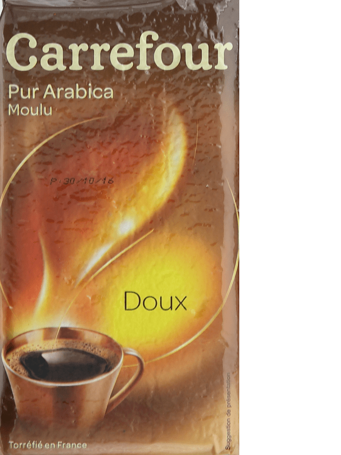 Carrefour Arabica Mild Coffee 250g - 2kShopping.com - Grocery | Health | Technology