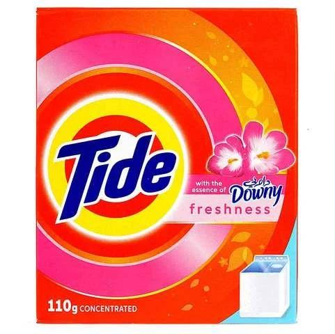 Tide Laundry Detergent Powder Top Load with the Essence of Freshness Downy 110g - 2kShopping.com - Grocery | Health | Technology