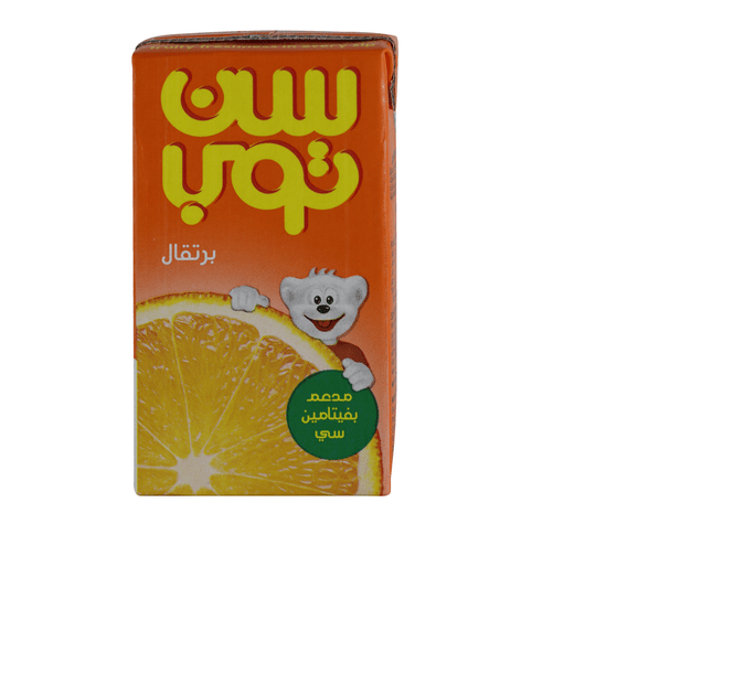SunTop Orange Drink 125ml - 2kShopping.com - Grocery | Health | Technology